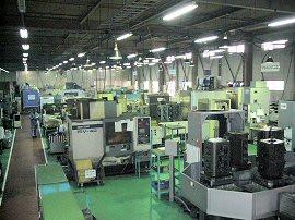 第一工場内観